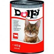 Dolly Cat konzerv marha 415g