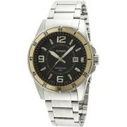 Casio Enticer Analog Black Dial Mens Watch - MTP-1291D-1A3VDF (A415)