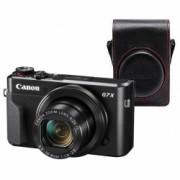 Canon PowerShot G7 X Mark II kit + toc DCC-1880