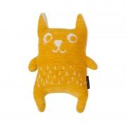 Klippan Yllefabrik Little bear gosedjur gul klippan yllefabrik