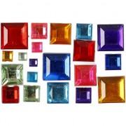Merkloos Gekleurde Diamanten stenen 15 gram