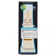 Garnier bb cream per pelli miste o grasse medio scuro perfezionatore di pelle 5 in 1 skin naturals