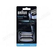 BRAUN cassette de rasoir série cooltec - 81397795