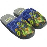Ninja Turtles Turtles pantoffels blauw 29/30 - sloffen - kinderen