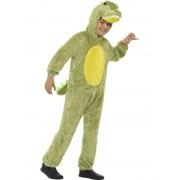 Costum carnaval copii crocodil