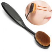 Pro Makeup Ultrasoft Foundation Brush Face Powder Blusher ToothBrush shape