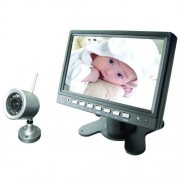 Video Baby Monitor - Bright Eye 7""