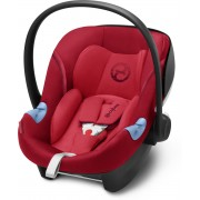 Cybex ATON M I-SIZE Rebel Red   rood