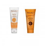 Rougj Attiva Bronz SPF 6 100 ml e Crema DopoBronz 125 ml In Offerta