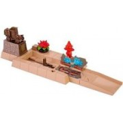 Jucarie Disney Pixar Cars - Road Wreckin' Pit Stop Play And Race Launcher