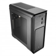 Caixa AEROCOOL VS1 - ATX/ Micro-ATX /Mini-ITX, Midi-Tower c/window, 1xUSB3.0/2xUSB 2.0 - VS1