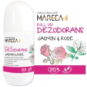PRIRODNI DEZODORANS ROLL ON JASMIN & RUŽA 50 ml