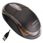 Quantum QHM222 USB 2.0 Optical MOUSE Wired FOR LAPTOP PC Desktop