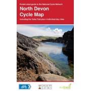 Fietskaart 3 Cycle Map North Devon   Sustrans