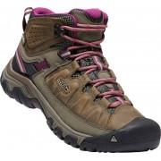Keen Targhee III WP Mid Shoes Dam weiss/boysenberry 2019 US 10,5 EU 41 Vandringsskor