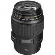 Canon EF 100mm Obiectiv Foto DSLR F2.8 Macro USM