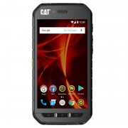 Smartphone Caterpillar S41 32GB 3GB RAM Dual Sim 4G Black cu Hama Speaker