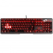 MSI Vigor GK60 CR Teclado Gaming Cherry MX Red
