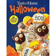 Taste of Home Halloween Mini Binder: 100+ Freaky Fun Recipes & Crafts for Ghouls of All Ages, Hardcover/Taste of Home