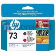 Cap de printare CD949A (73) negru mat si rosu HP original