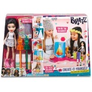 Fashion Dolls Bratz Create It Yourself Fashion Playset With Doll