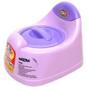 Gold Dust's Nayasa Baby Traning Lid Potty Seat - Purple