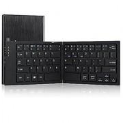 Perixx Bluetooth Folding Keyboard Magnetic Foldable Design (PERIBOARD-805LII B US)