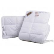 Set plapuma si perna pentru copii Naturtex Atka Stop®, 90x130+40x50 cm, 430+70g