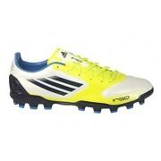 adidas voetbalschoenen F10 TRX AG heren geel/wit maat 45 1/3