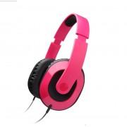 Creative HQ-1600 Over-the-ear Headphones - слушалки с микрофон за смартфони и мобилни устройства (розов)