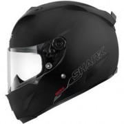 SHARK Helmet SHARK Race-R Pro Blank Mat Black