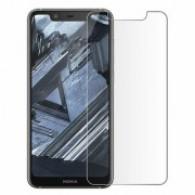 Nokia 5.1 Screen Protection Tempered glass By MB Star (Pack 1)