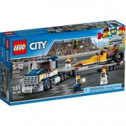 City - Dragster Tranportvoertuig