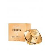 Apa de parfum Paco Rabanne Lady Million, 50 ml, Pentru Femei