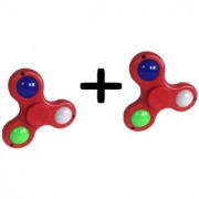 Blue Diamonds Ultra Speed COMBO LIGHT SPINNER Toy(Pack of Two)