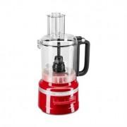 Kitchenaid Robot ménager rouge empire 1,7 L 250 W 5KFP0719EER Kitchenaid
