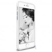 Husa Ringke iPhone 7 Plus Slim FROST GREY + BONUS folie protectie display