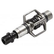 Crankbrothers Eggbeater 3 Pedal svart/silver 2019 Pedaler till racercyklar