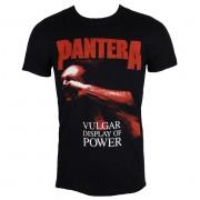 tricou stil metal bărbați Pantera - Red Vulgar - ROCK OFF - PANTS06MB