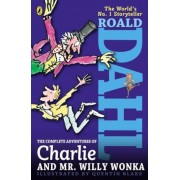 The Complete Adventures of Charlie and Mr. Willy Wonka, Paperback