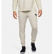 Under Armour Men's Project Rock Terry Joggers White XXL