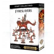 Games Workshop Warhammer: Age of Sigmar - Start Collecting! Fyreslayers