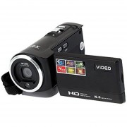 Mini DV 16MP Videocámara Digital De Video (Negro)