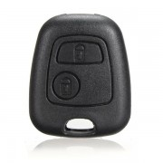 Meco Remote Key Case Shell Cover For Citroen PICASSO Peugeot