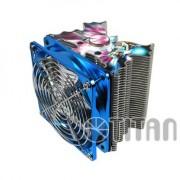 """Cooler, TITAN Vanessa L"""" Heatpipe Cooling (NK25TB/SC (RB)/V3)"""