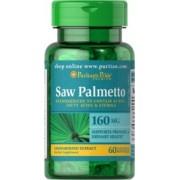 Saw Palmetto Ekstrakt 160 mg / 60 kaps PURITAN'S PRIDE