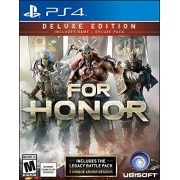 UBISOFT For Honor PlayStation 4 Deluxe Edition