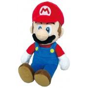 Super Mario Mario Plüschfigur-multicolor - Offizieller & Lizenzierter Fanartikel Onesize Unisex