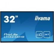 IIYAMA Ecran 32 pouces Full HD IIYAMA ProLite LH3246HS-B1 Android OS interactif intégré