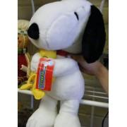 "Peanuts Snoopy & Woodstock Best Friends 16"" Plush"